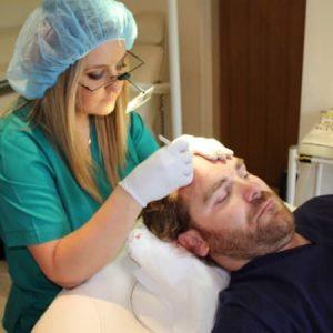 Hair Loss Success Stories - Andy Goode - Landmark Hair Loss Clinic