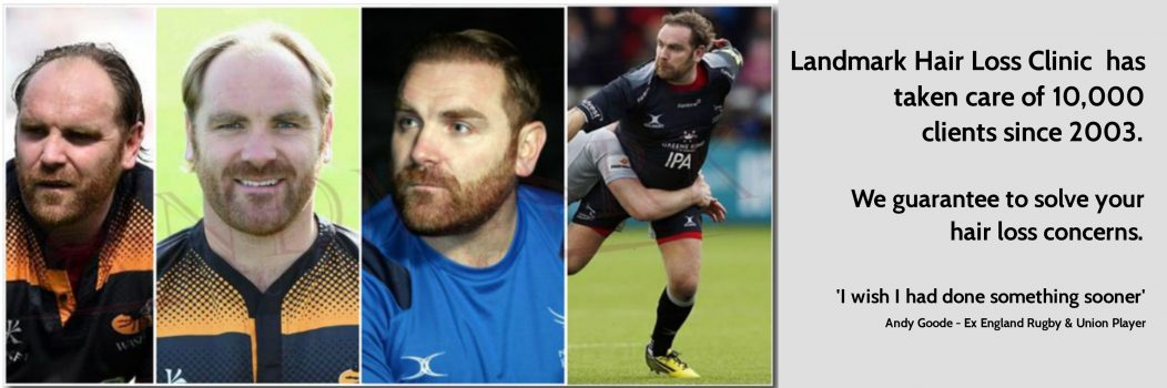 Andy Goode - Landmark Hair